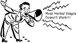 Most Herbal Viagra Doesn't Work!